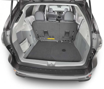 2011 Toyota with Plenty of Storage