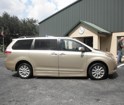 2011 Used Consigned toyota LTD PT Pkg
