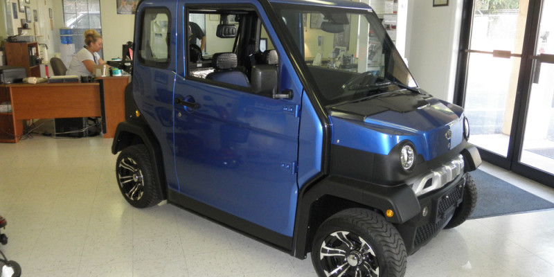Handicap Golf Cart Avm Mobility